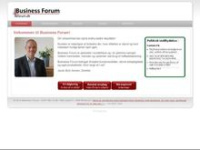 Business Forum v/Jacob Buhl Jensen